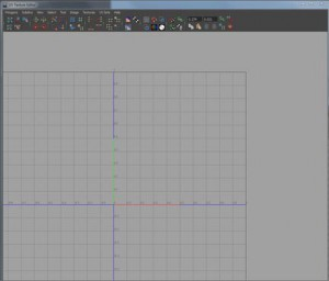 maya default settings